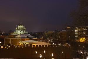 Вид из Александровского Сада